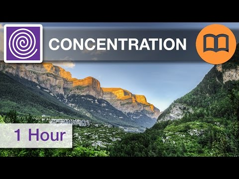 1 HOUR! Concentration Music – Improve focus! Instrumental music for Masters and re-sit exams!