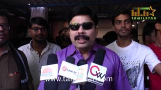 Power Star Dr Srinivasan at Mu Pu Jakkirathai Short Film Screening