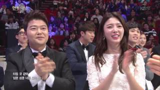 Download Video 2016 KBS 연예대상 1부 - 축하 공연, 허경환 & I.O.I - Pick Me. 20161224 MP3 3GP MP4