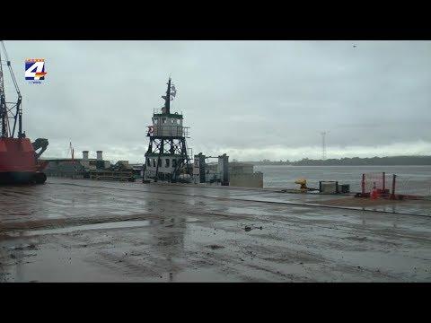 ANP realiza contactos para recuperar operativa con contenedores en el puerto de Paysandú