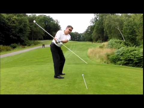 Golf Lessons – On Plane Golf Backswing Made Easy