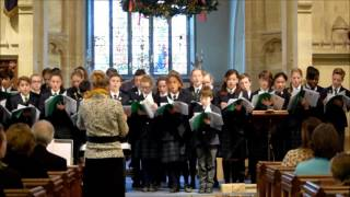 Carol Service 2016 - 'Star Carol' sung by the Chapel Choir