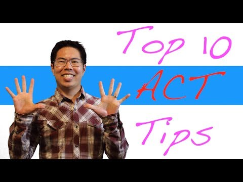 10 ACT Prep Tips, Tricks, and Strategies to Skyrocket Your ACT Score