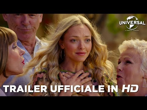 Preview Trailer Mamma Mia! Ci risiamo, trailer finale italiano