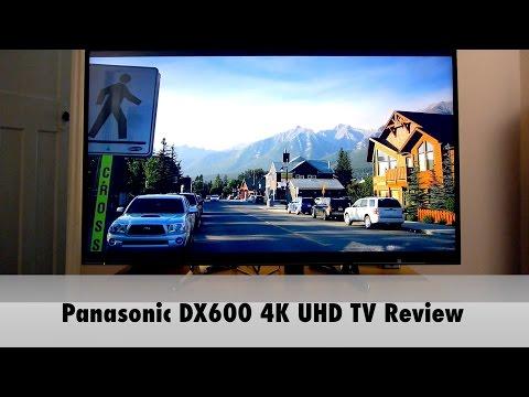 Видео Телевизор LED Panasonic TX-40DX600E
