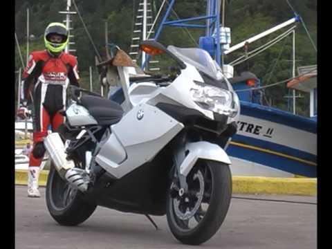 Bmw K 1300 R Ac Schnitzer Stealth Sound Videos Custom Bike Com