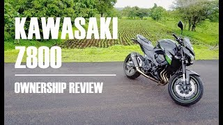 8. 2016 Kawasaki Z800 Ownership Review - Pros And Cons