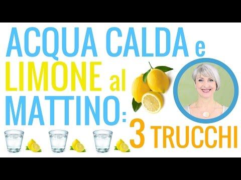 acqua calda e limone: 3 trucchi per avere tutti i benefici