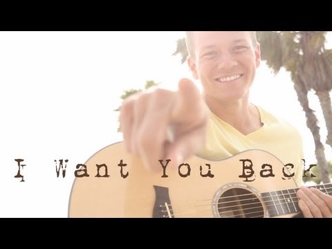 I Want You Back – Jackson 5 (Tyler Ward Acoustic Cover) – Michael Jackson