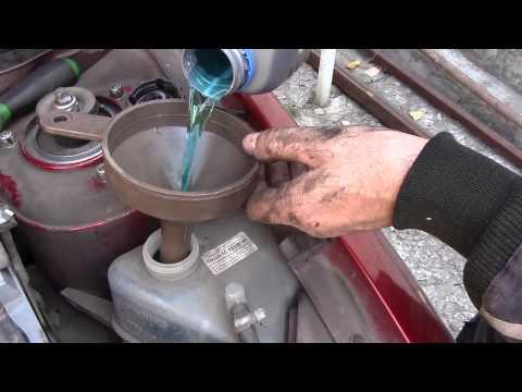 Замена помпы на лада гранта 8 клапанная фото