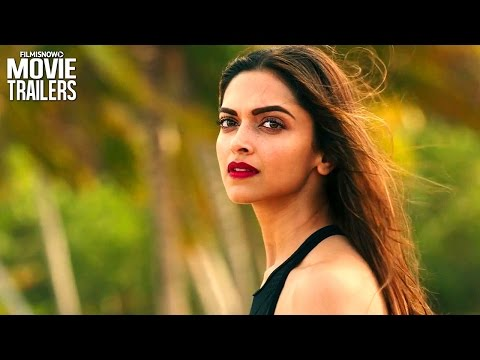 Deepika Padukone is Serena Unger in xXx: Return of Xander Cage