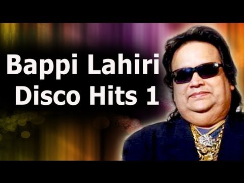 Bappi Lahiri Hit Songs – Jukebox 1 – Top 10 Bappi Da Bollywood Retro Disco Hits