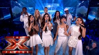 X Factor - Final 5 perform Michael Jackson's Earth Song