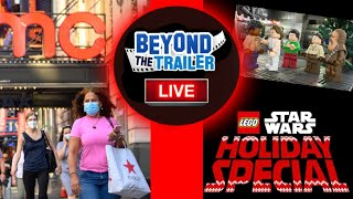 AMC Theaters 15 cent Tickets! Disney Plus Lego Star Wars Special by Beyond The Trailer