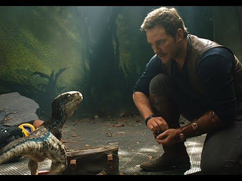 Jurassic World: El Reino Caído - Featurette?>