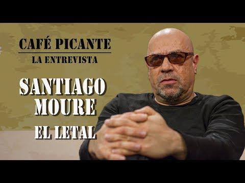 SANTIAGO MOURE EL LETAL EN CAFÉ PICANTE (видео)
