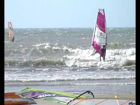 Jericoacoara windsurfing freestyle & wave  action,  November 09