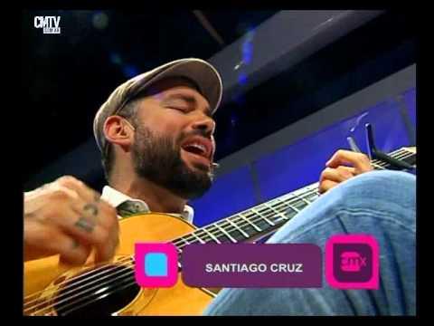 Santiago Cruz video Cómo haces? - Mayo 2015