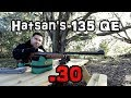 Hatsan Carnivore 135 QE 30 - FULL REVIEW
