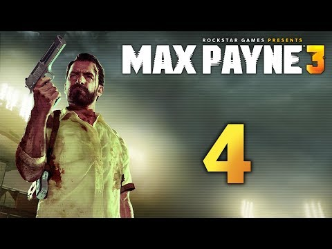 Max Payne 3 - Прохождение игры на русском [#4] | PC