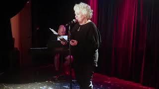 Jeanne Delta à Vivement poésie - Mai 2018