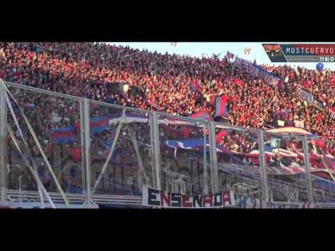 San Lorenzo 2-1 River Plate | Recibimiento. A tanta locura no hay explicación... - La Gloriosa Butteler - San Lorenzo