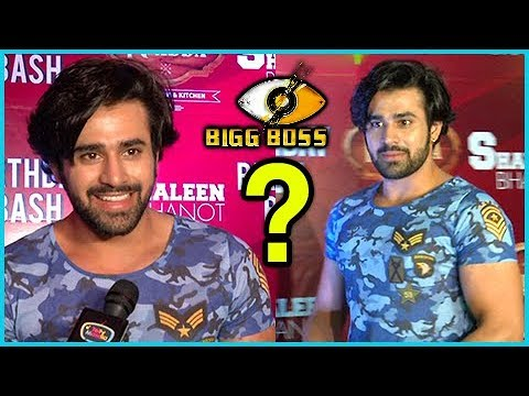 Pearl V Puri In A New Look For Bigg Boss 11?