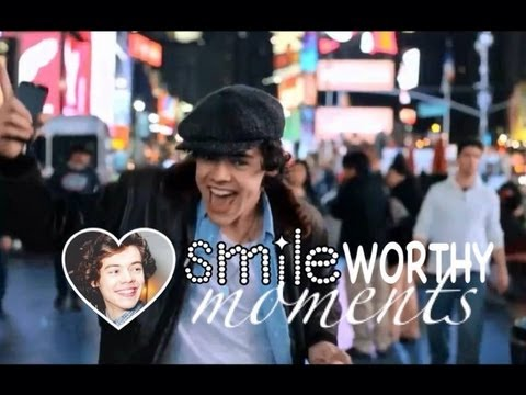 Harry Styles – Smile-Worthy Moments