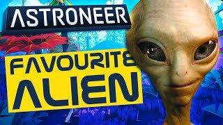 Astroneer With Ben #3 - Our Favourite Aliens