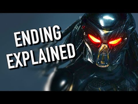 The Ending Of The Predator Explained