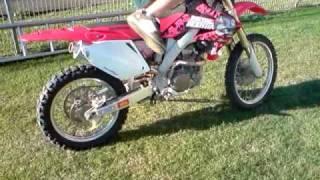 3. 2004 Honda CRF250X