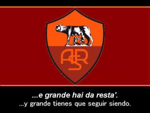 , title : 'Inno A.S Roma (Testo) - Himno de A.S Roma (Letra)'
