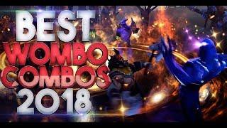 Video BEST WOMBO COMBOS of 2018 - Dota 2 MP3, 3GP, MP4, WEBM, AVI, FLV Desember 2018