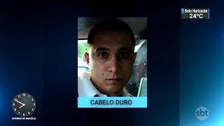Autor dos disparos contra os chefes do PCC é morto em São Paulo | SBT Brasil (23/02/18)