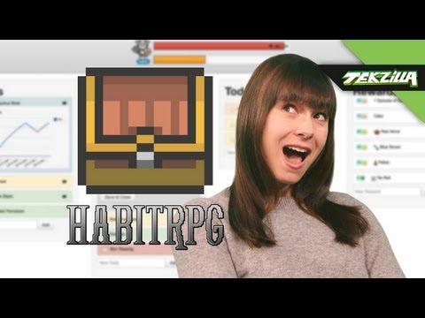 Video of HabitRPG