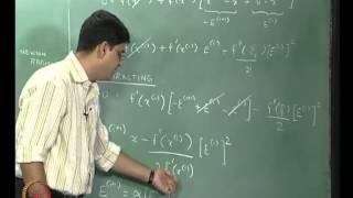 Mod-04 Lec-12 Non Linear Algebraic Equations Part 4
