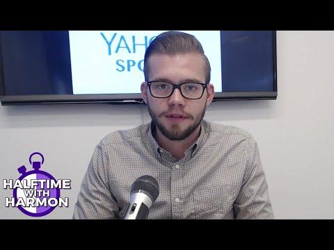 Yahoo Fantasy Sports - LIVE #HalftimeWithHarmon Talking Preseason Week 4
