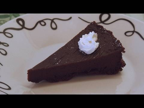 French Recipe: How to Make a Dense and Intense French Chocolate Cake
