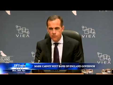 governor of bank of england - Mark Carney has been named by Chancellor George Osborne as the next governor of the Bank of England. The current governor of the Bank of Canada, 47 year old ...