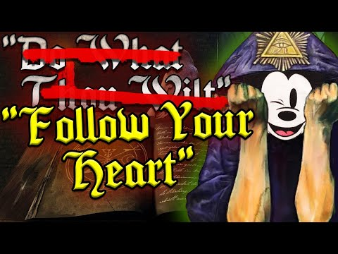 Disney Deception | Follow Your Heart & Break The Rules - LED