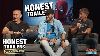 Video Deadpool Director & Creator React to the Honest Trailer! (Tim Miller, Rob Liefeld & Stefan Kapicic) MP3, 3GP, MP4, WEBM, AVI, FLV April 2018