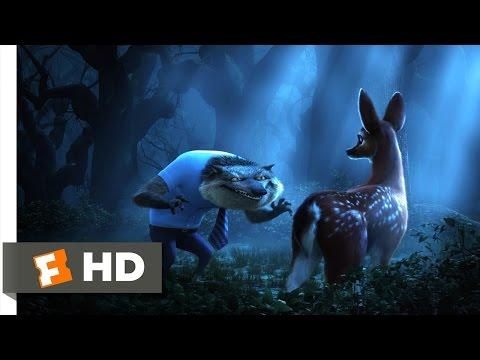 Hotel Transylvania 2 (3/10) Movie CLIP - Wayne the Were-Wussy (2015) HD