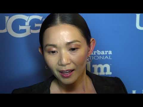 SBIFF 2018 - Virtuosos Award - Hong Chau Interview