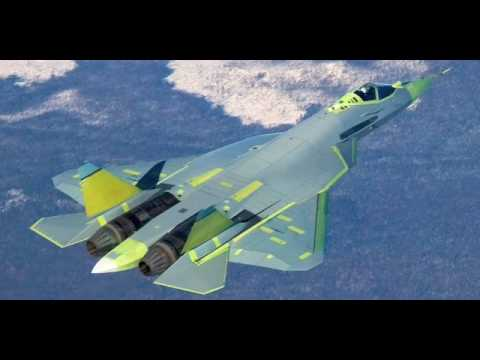 Sukhoi Pak Fa is a 5th Generation...
