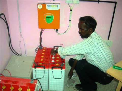 Solar Inverters in India