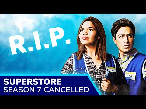 SUPERSTORE Season 7 CANCELLED by NBC as America Ferrera Exits the Show as Star and Producer