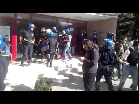 Ankara Üniversitesi'ne polis baskını!