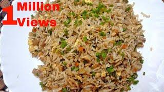 Egg Fried Rice|Restaurant Style Egg Fried Rice Rice Recipe In Tamil|Egg Fried Rice In Tamil