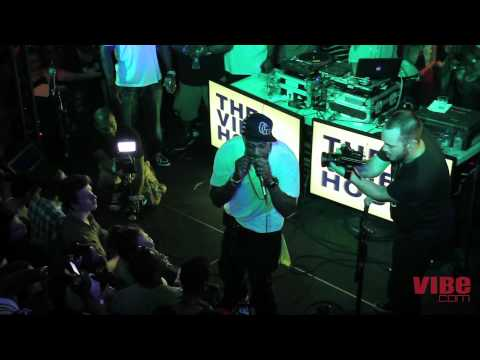 Mystikal rocks the VIBE House @ SXSW