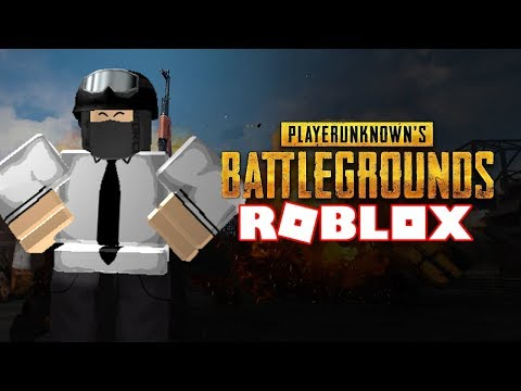 ROBLOX PLAYER UNKNOWN'S BATTLE GROUNDS!? - Roblox Prison Royale Ep. 1